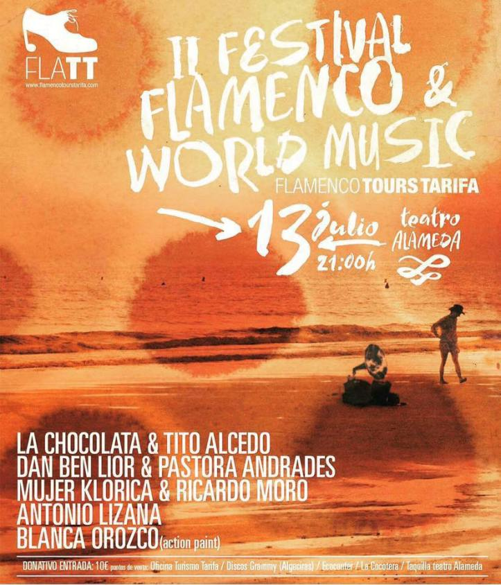 II Festival Flamenco World Music