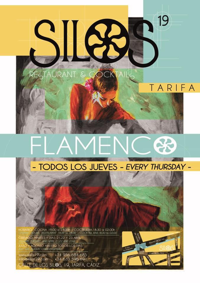 Jueves Concierto Flamenco en Silos 19