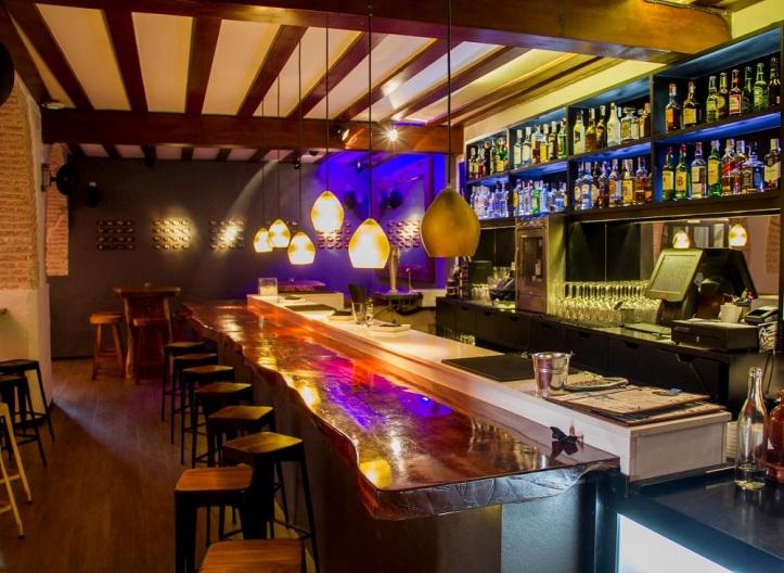 Restaurante Bar Azotea Silos 19