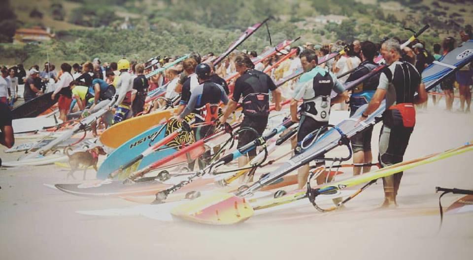 Windsurf Festival de Amadeo
