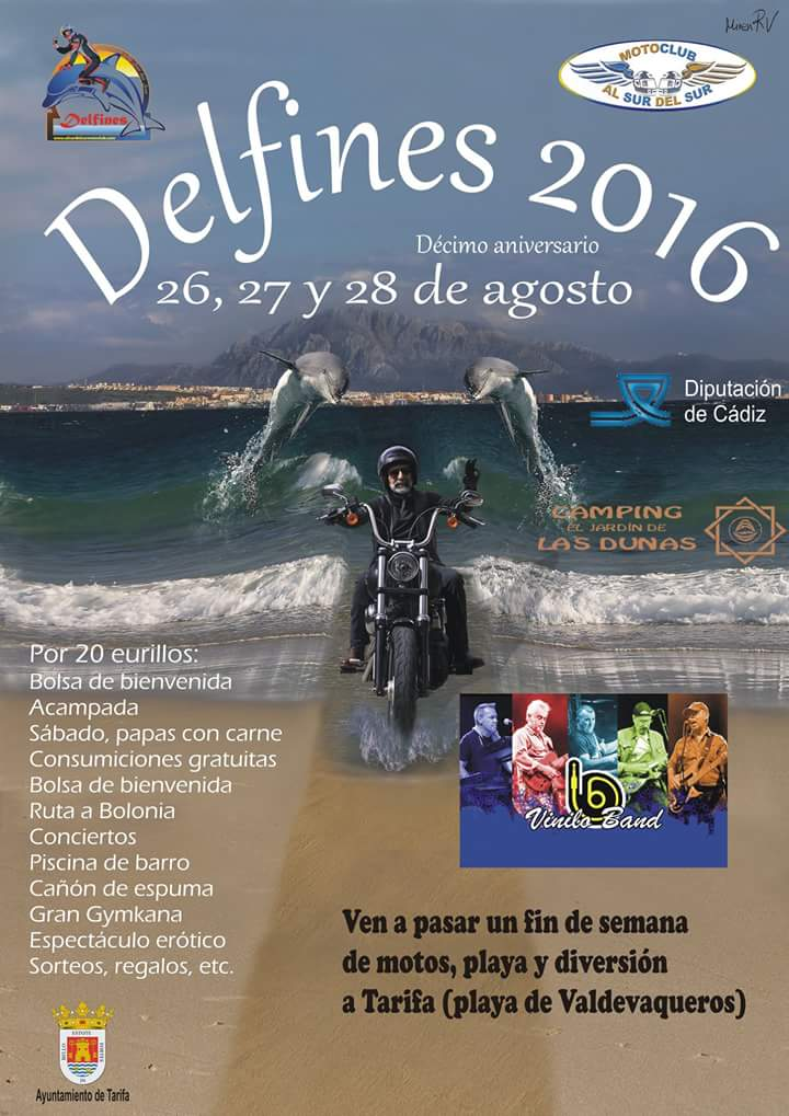 Delfines 2016