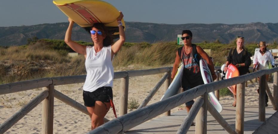 Deportes al aire libre Tarifa