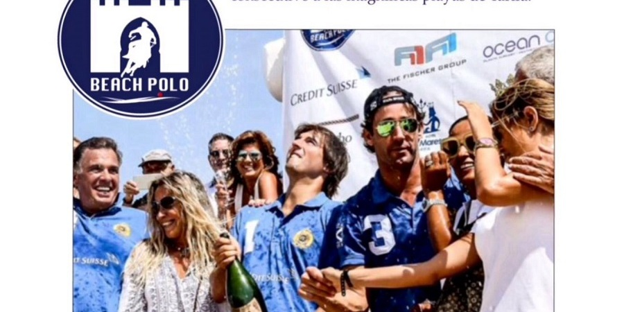 Tarifa International Beach Polo Championship en Tarifa