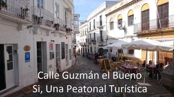 Calle Guzmán el Bueno, Una Peatonal Turística