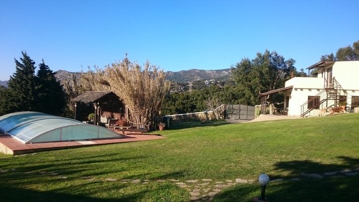 Bungalow La Ahumada en las montañas de Tarifa