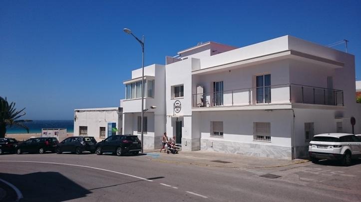 Edeficio Apartamentos Senses cerca del centro y playa de Tarifa