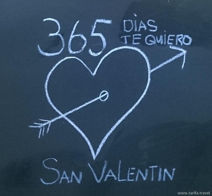 365 Días de San Valentin en Tarifa