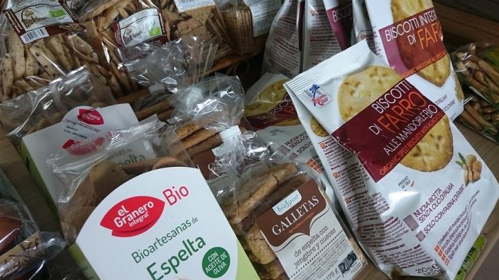 Biomio comida eco y artesano en Tarifa