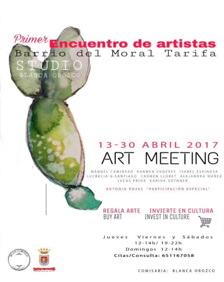 Encuentro de Artistas en Tarifa