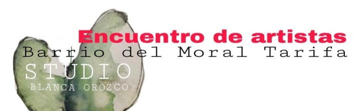Encuentro de Artistas en Barrio del Moral en Tarifa