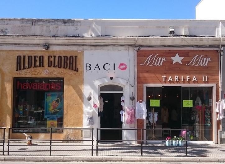 Ir de compras en Tarifa