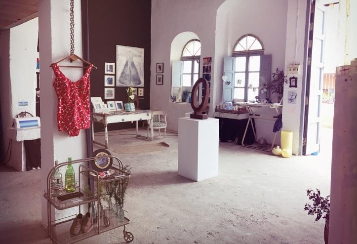 Studio de Arte en Barrio del Moral
