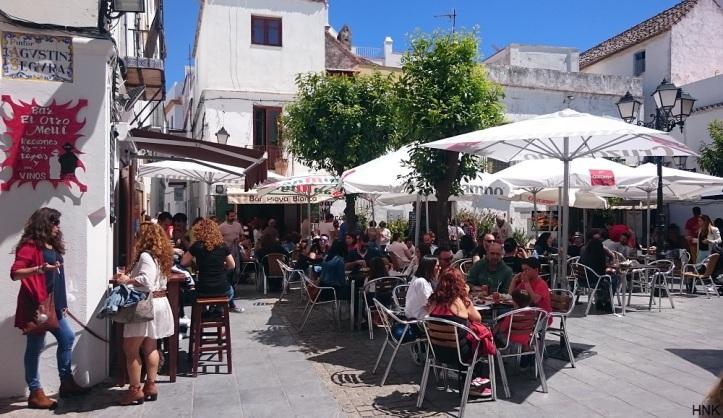 Plazas y Terrazas de Tarifa
