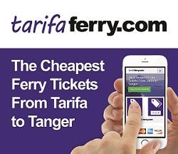 Tarifa Ferry Tickes To Tanger