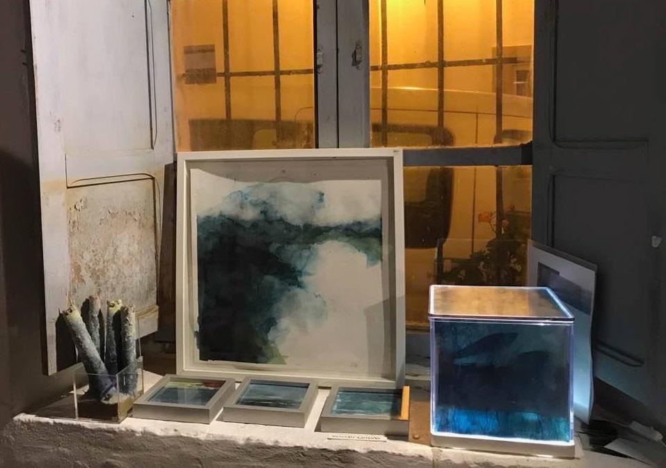 Varios artistas exponen sus obras de Arte