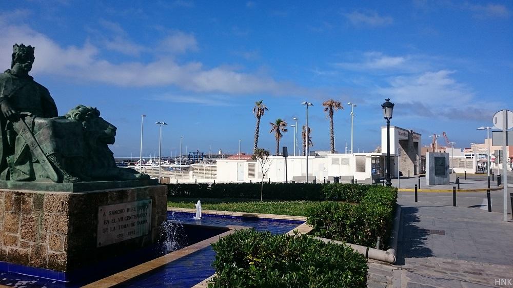 A 50 metros del centro histórico de Tarifa, El Puerto