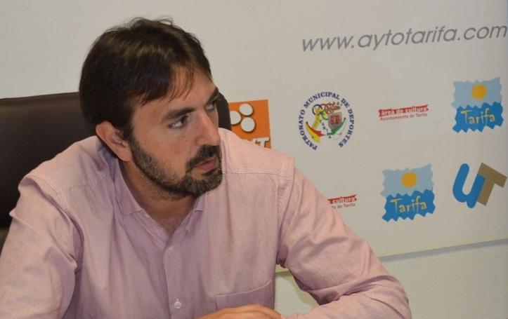 Alcalde de Tarifa Francisco Ruiz Giraldez