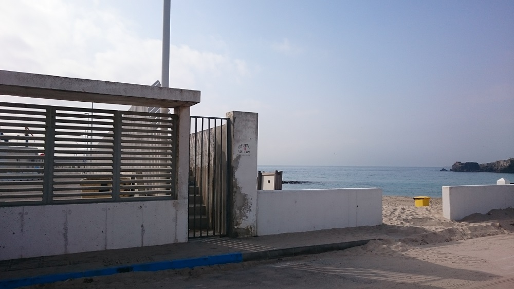 El acceso fácil a uno de los miradores más bellos de Tarifa