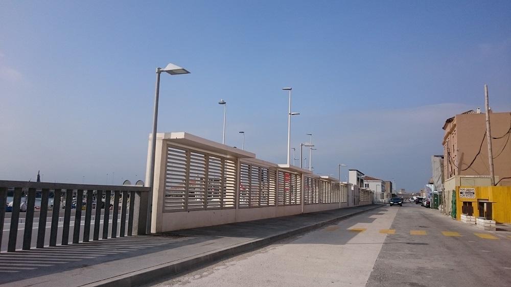 Integración, Puerto de Tarifa con la cuidad histórico de Tarifa como objeto de estudio