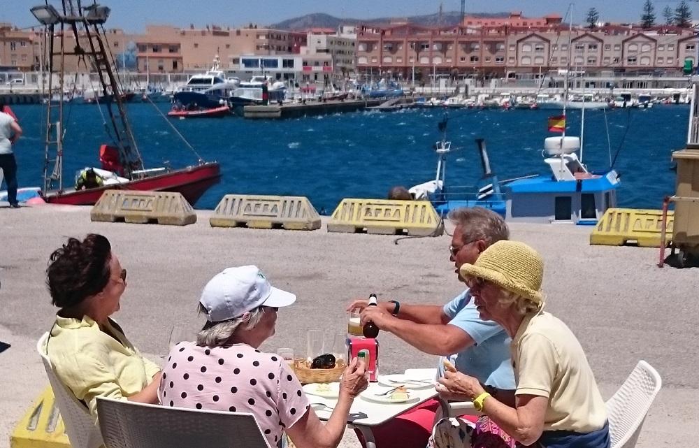 Puerto de Tarifa, Atracción Turística