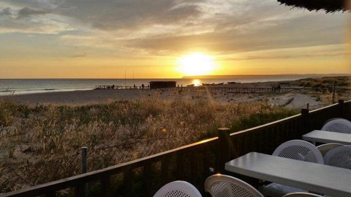 Puesta del Sol del Costa de la Luz