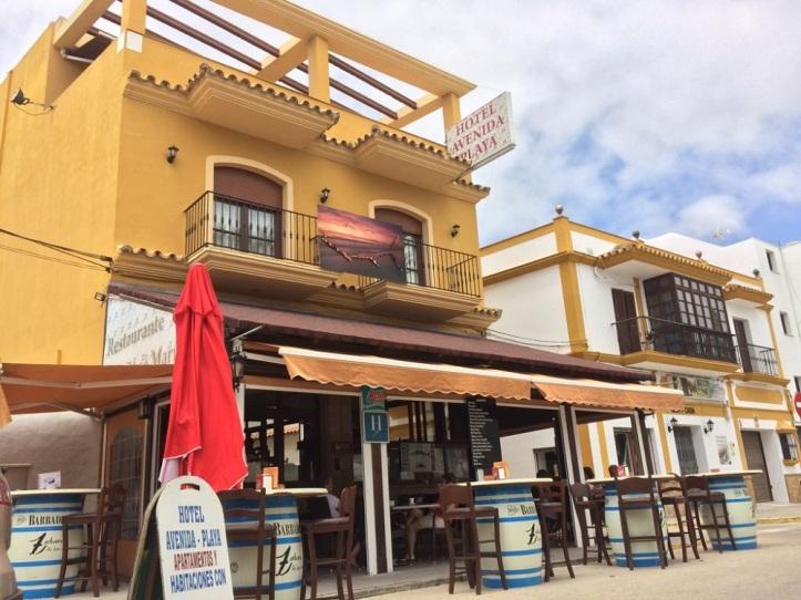 El conocido Restaurante Casa José María