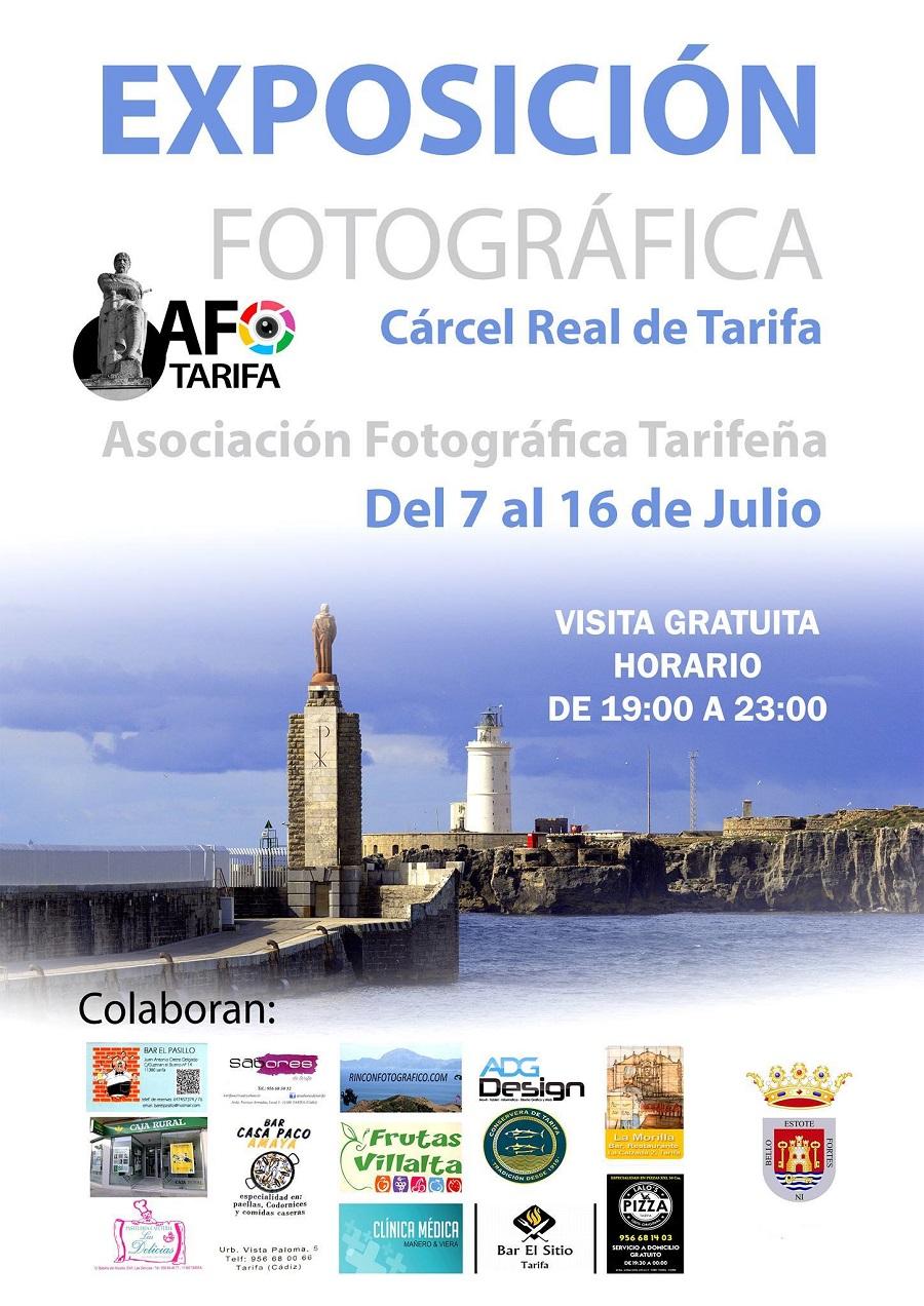 Exposición Fotográfica en el Carcel Real de Tarifa