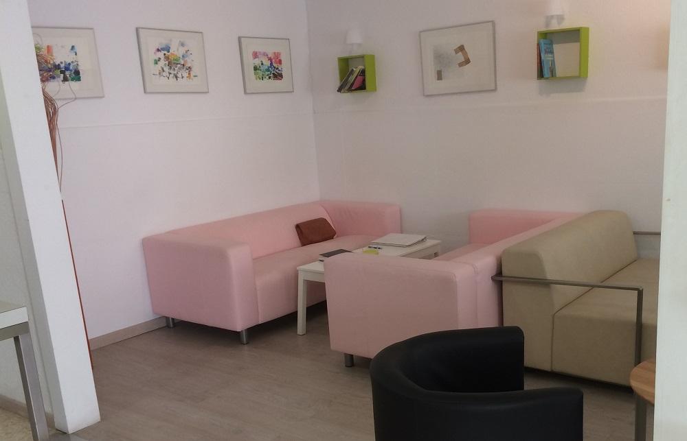 Heladeria Pixixi lounge