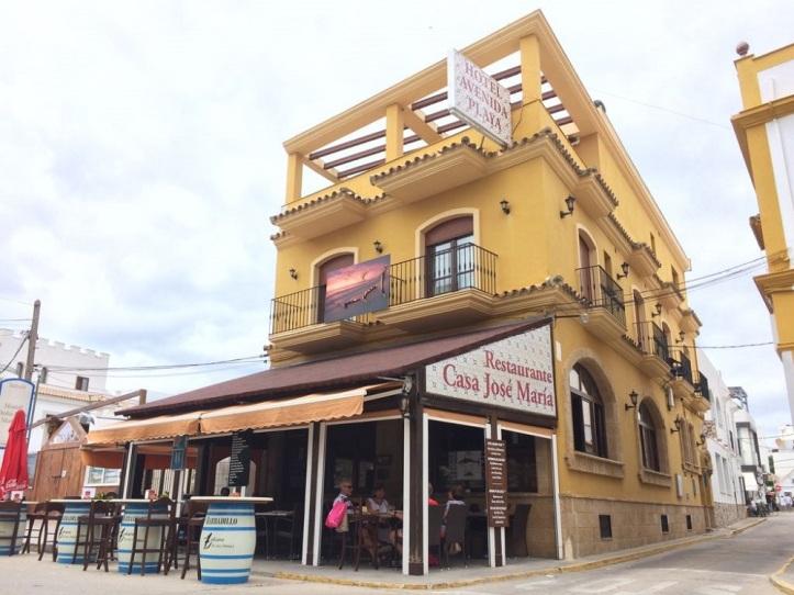 Hotel Avenida Playa en Zahara de Los Atunes