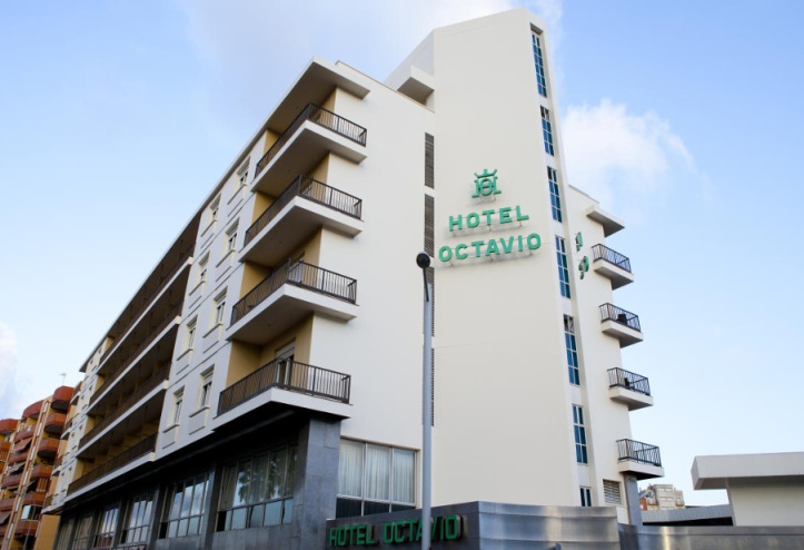 Hotel Mir Octavio Algeciras