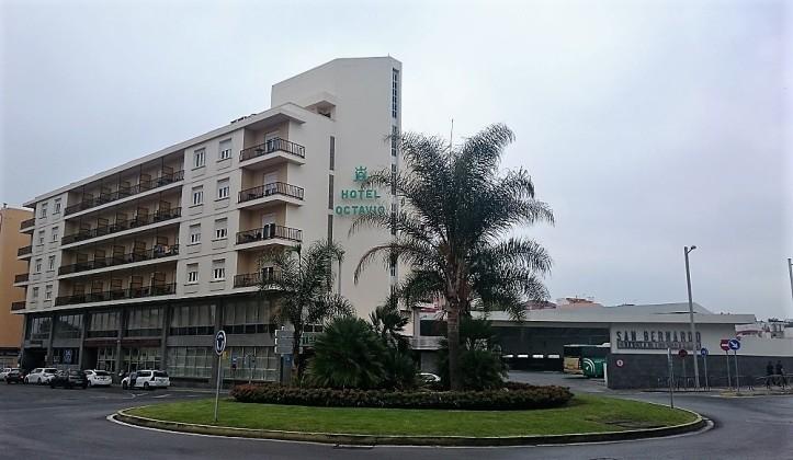 Hotel Mir Octavio en Algeciras