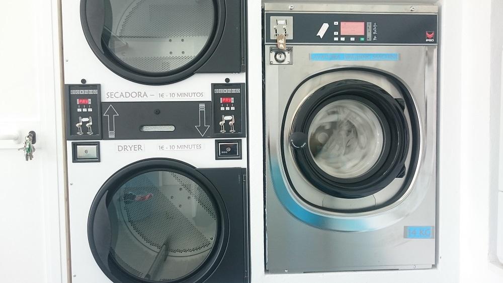 Secadores y Lavadores de gran tamaño