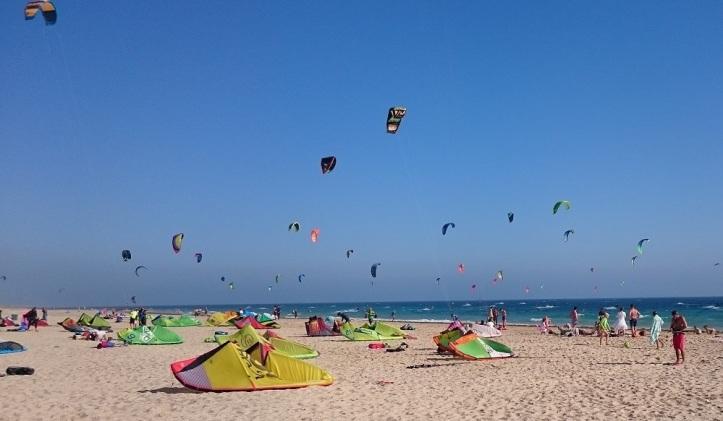 Destino Kitesurfing Tarifa