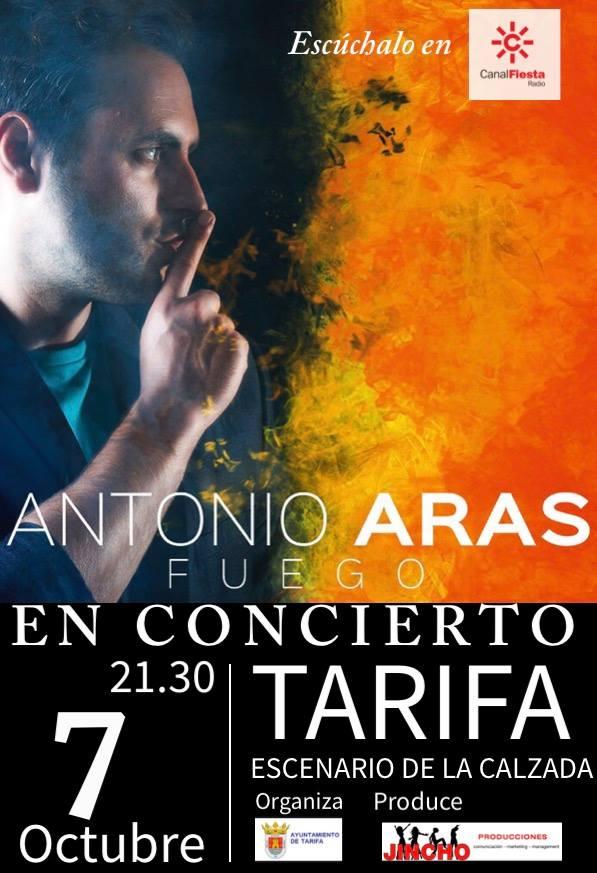 Antonio Aras en concierto