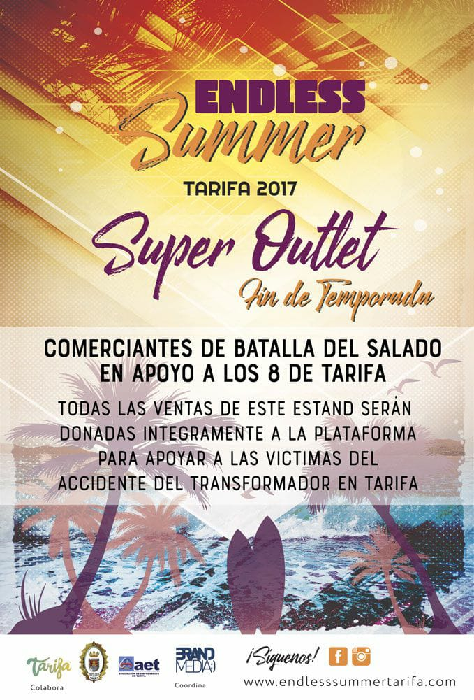Endless Summer shopping en Tarifa