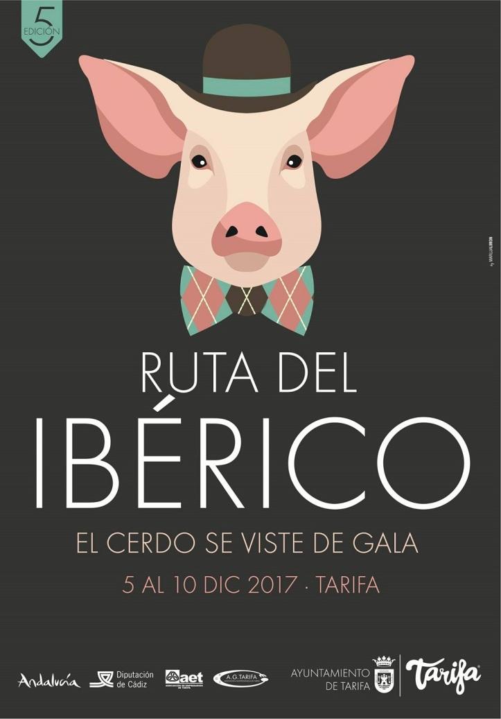 Ruta del Ibérico Tarifa 2017