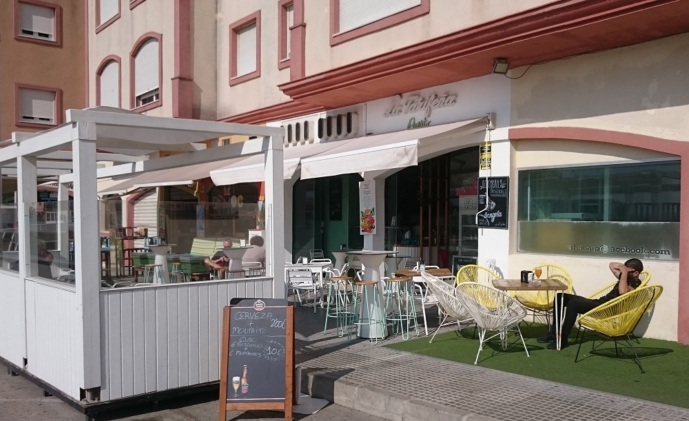 Cafetería La Tarifeña Puerto
