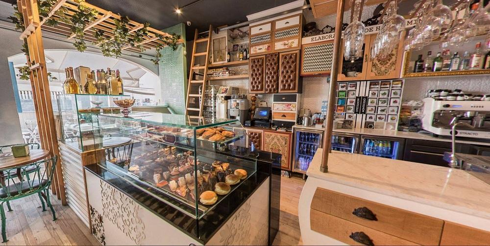 La Tarifeña Playa Cafetería Terraza