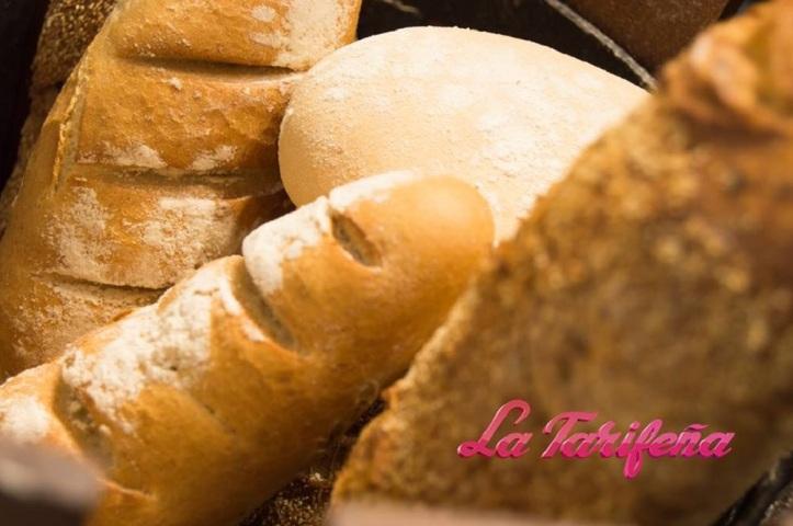 Pan artesanal, como se ha hecho toda la vida, ni más ni menos