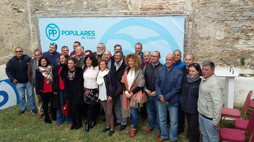 María Gonzalez Gallardo Presidenta Partido Popular de Tarifa