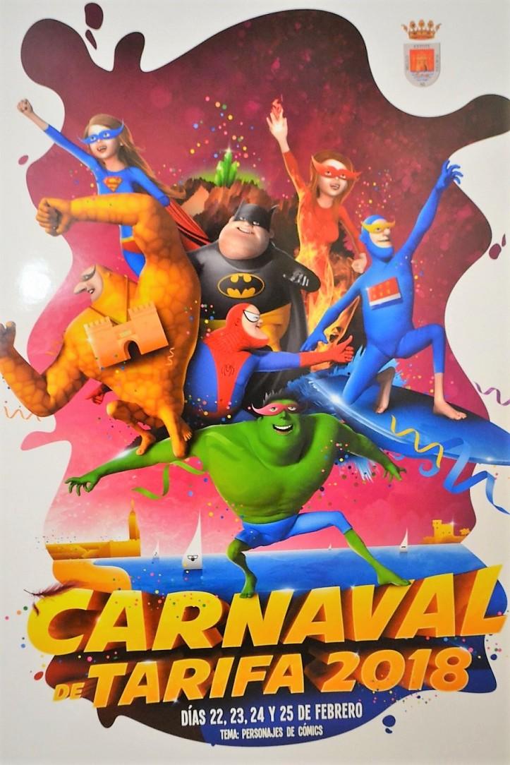 Carnaval Tarifa 2018