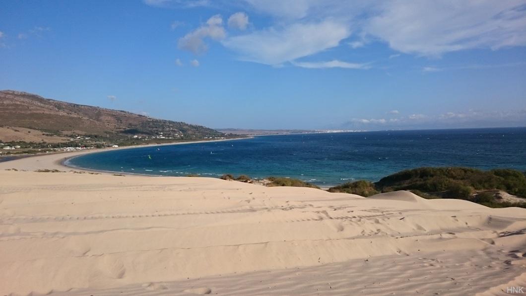 Eolo en Playa de Valdevaqueros