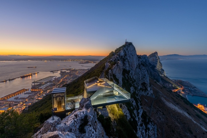 Foto Mirador Gibraltar Skywalk