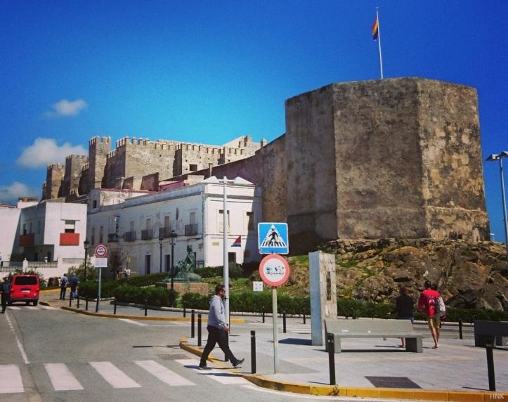 Castillo Guzman el Bueno Foto Henk 14 abril 2018
