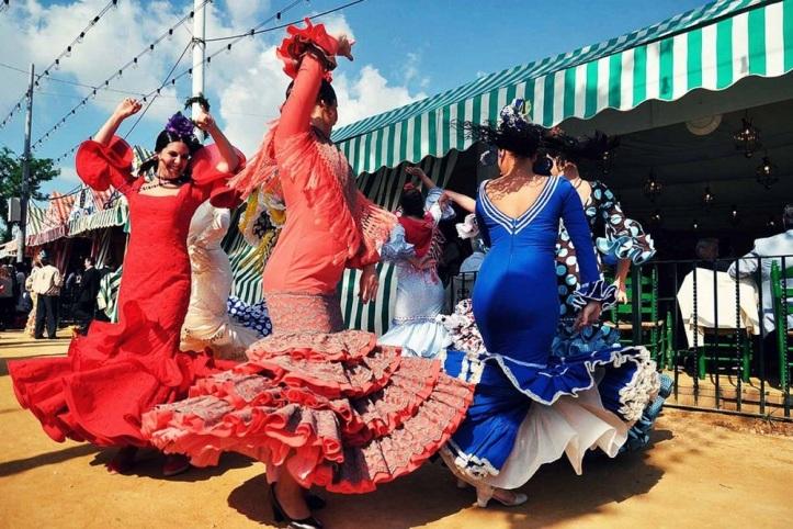 Feria de Sevilla 2018