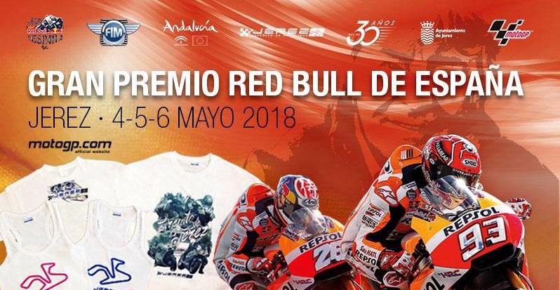 Gran Premio Moto GP Jerez de la Frontera 2018