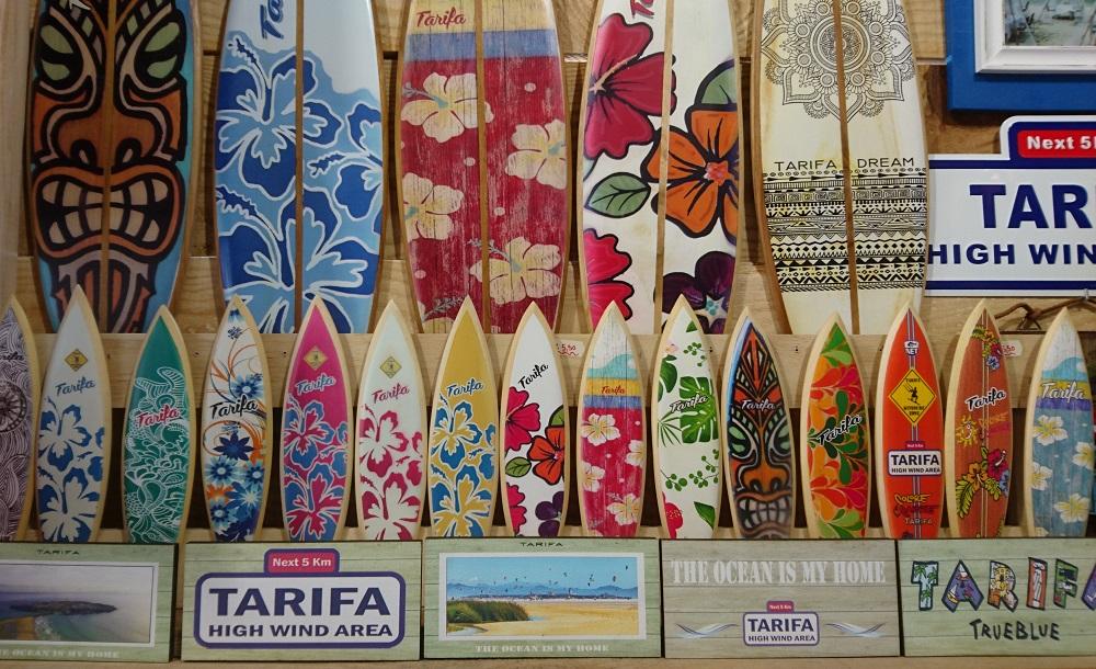 Recuerdos de Tarifa
