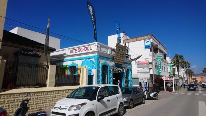 Surfer Tarifa Surf Shop