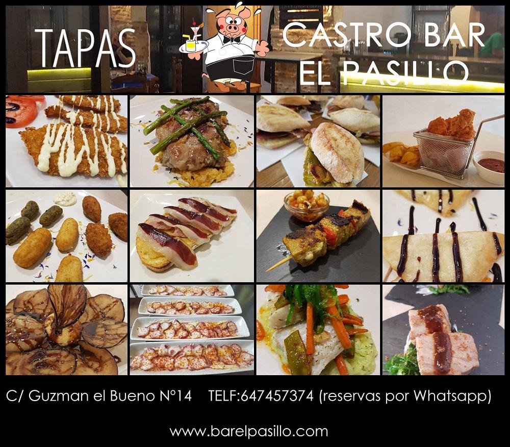 Tapas Bar El Pasillo