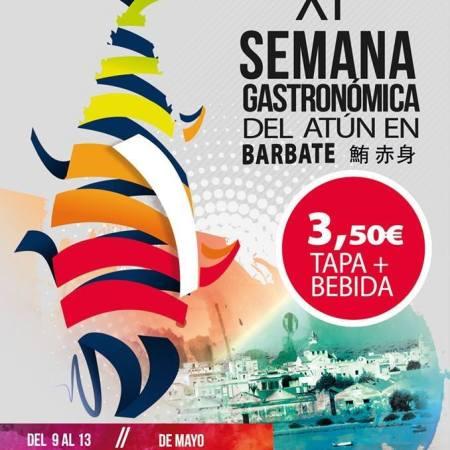 XI Semana Gastronómica del Atún de Barbate 2018